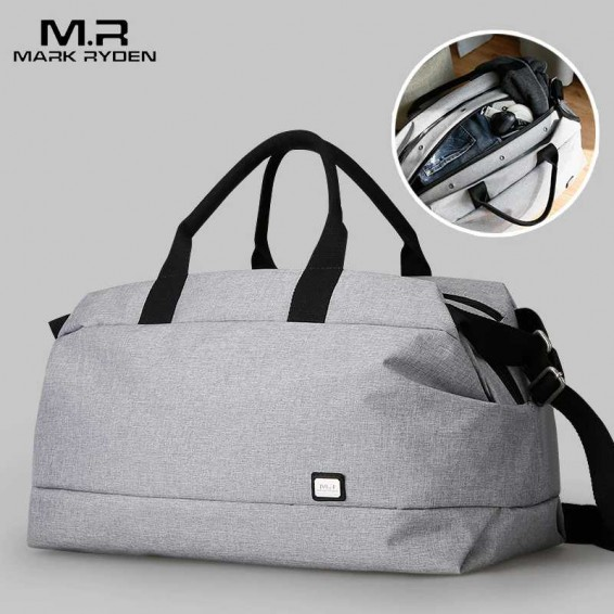 2020 Mark Ryden  Men Travel Bag Large Capacity Multifunctional Hand Bag Waterproof Luggage Bag Business Travel Bags