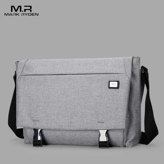 Mark Ryden New Crossbody Bags for Men Water Repellent Messengers Bag Business Casual Shoulder Bags