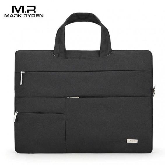 Mark Ryden Man Laptop Bag Waterproof Can Fit 15.6 inch Handbags Briefcase Male