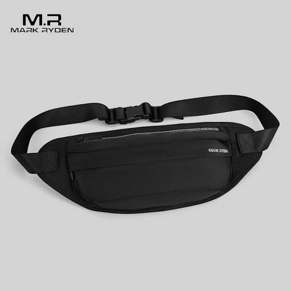 Mark Ryden Men Bag New Men Chest Pack Multi-functional Money Belt Bag