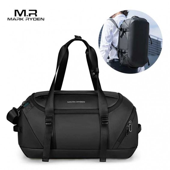 Mark Ryden Large Capacity Travel Backpack Bags Men Hand Luggage Bags Multifunction Travel Male Duffle Bag