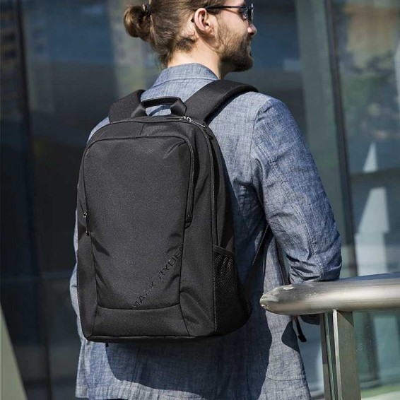 Mark Ryden 2020 New Raincoat Male Bag 15.6 Inch Laptop Water Repellent Men Backpack Black Multifunction Ultralight Business Bag