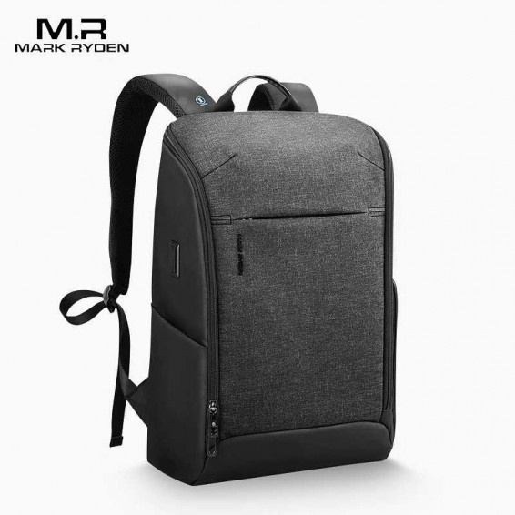 Mark Ryden 2020 New YKK Anti-thief Backpack Men Backpack 15.6 inch Laptop Backpack Water Resistant and RFID Backpack